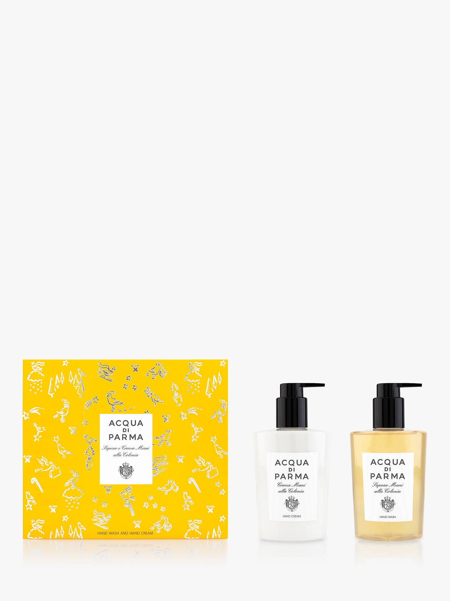 BuyAcqua di Parma Colonia Hand & Wash Gift Set Online at johnlewis.com