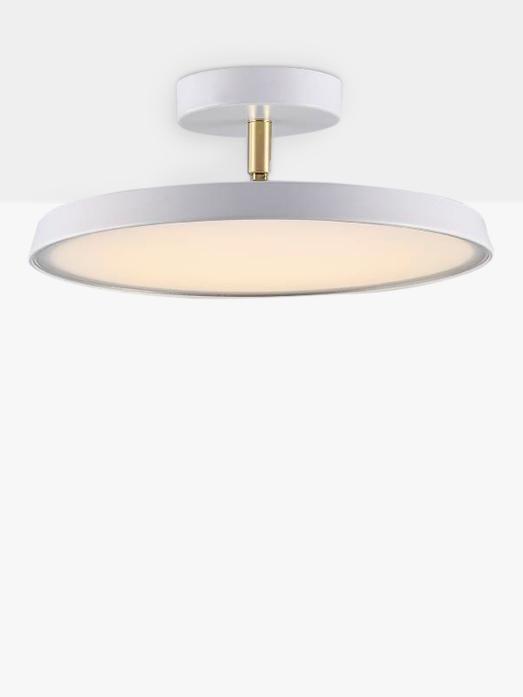 Nordlux Nordlux Design For The People Alba Pro LED Ceiling Light, White
