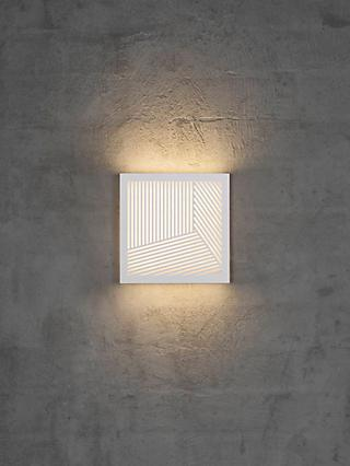 Nordlux Design For The People Maze LED Outdoor Wall Light, White