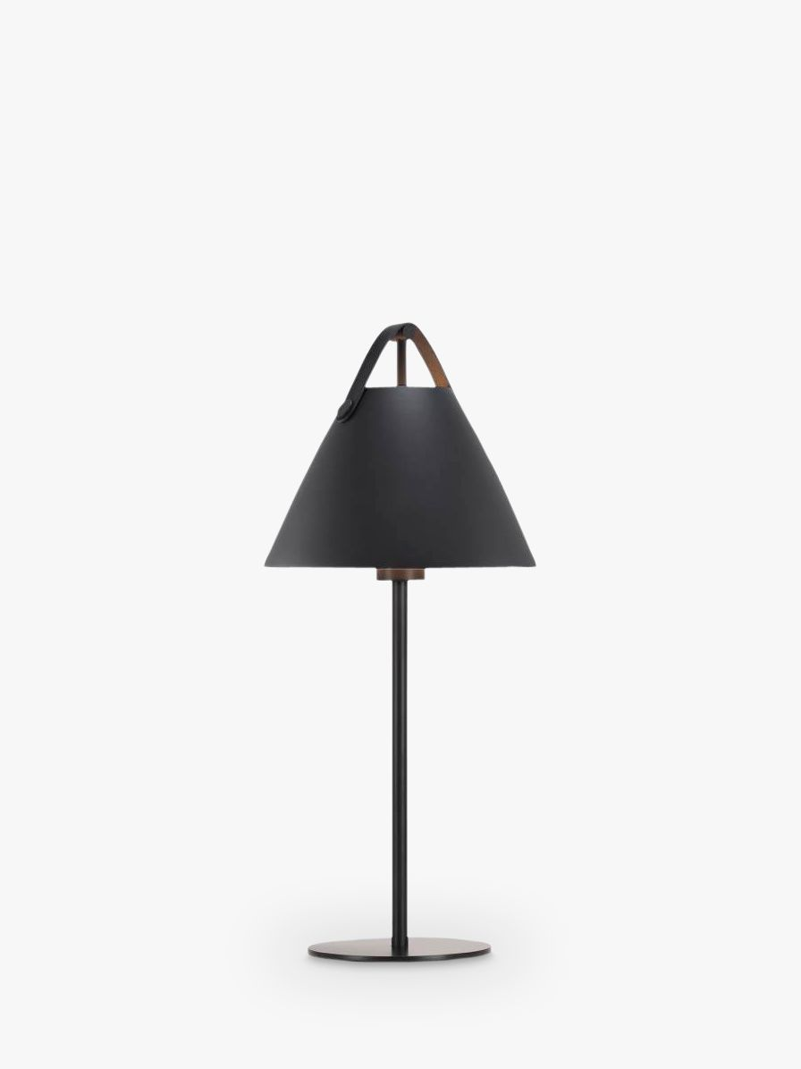 Nordlux Nordlux Design For The People Strap Table Lamp, Black