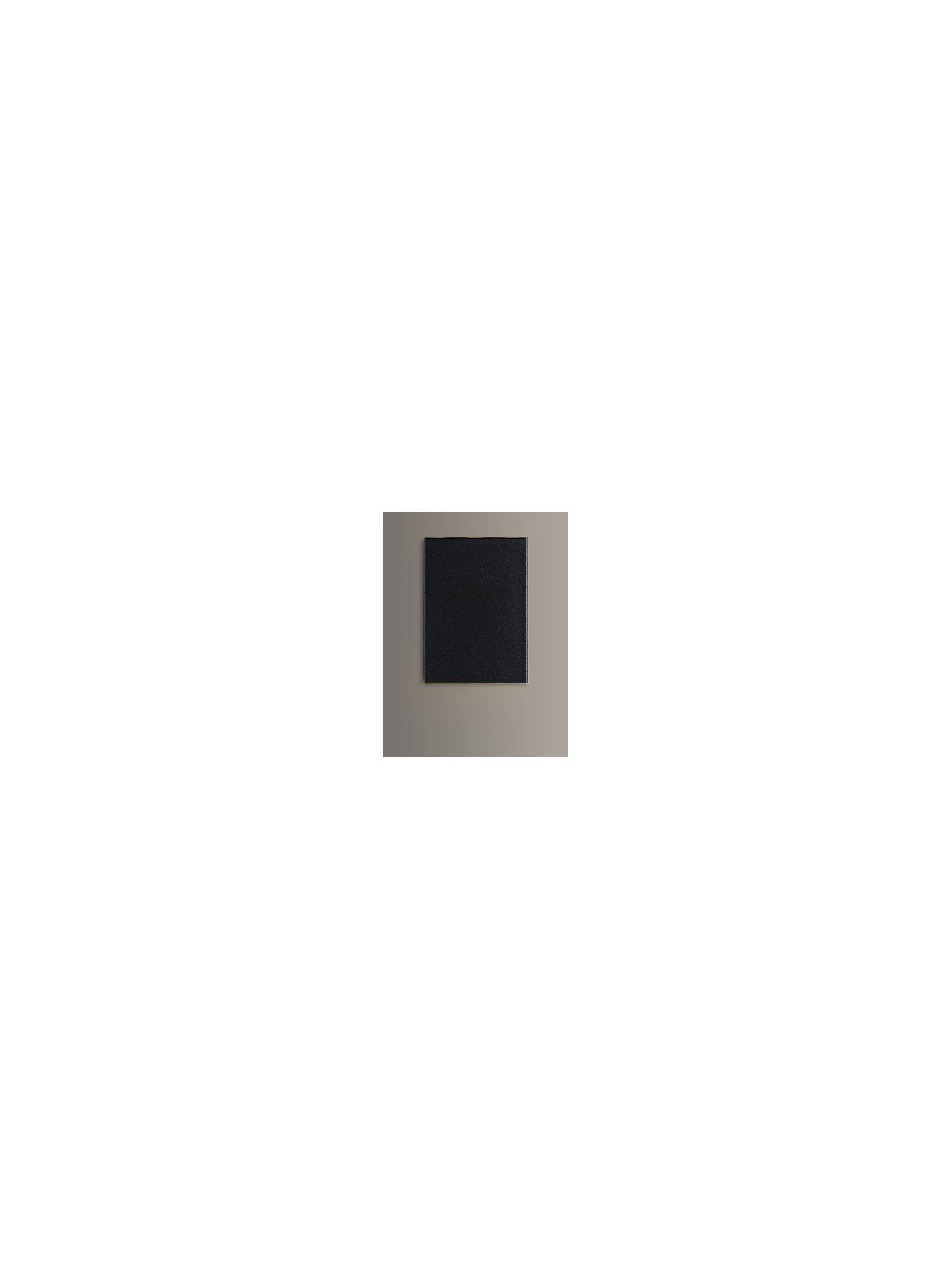 BuyNordlux Design For The People Fold LED Outdoor Wall Light, Black Online at johnlewis.com