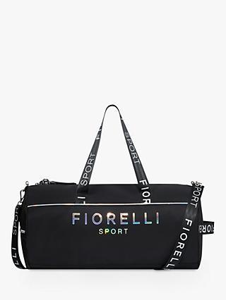 Fiorelli Sport Ultimate Duffle Shoulder Bag Black