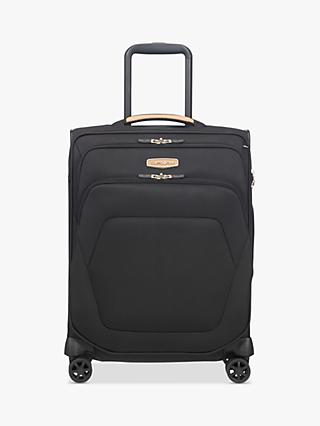 Samsonite Spark SNG ECO 4-Wheel 55cm Cabin Case, Black
