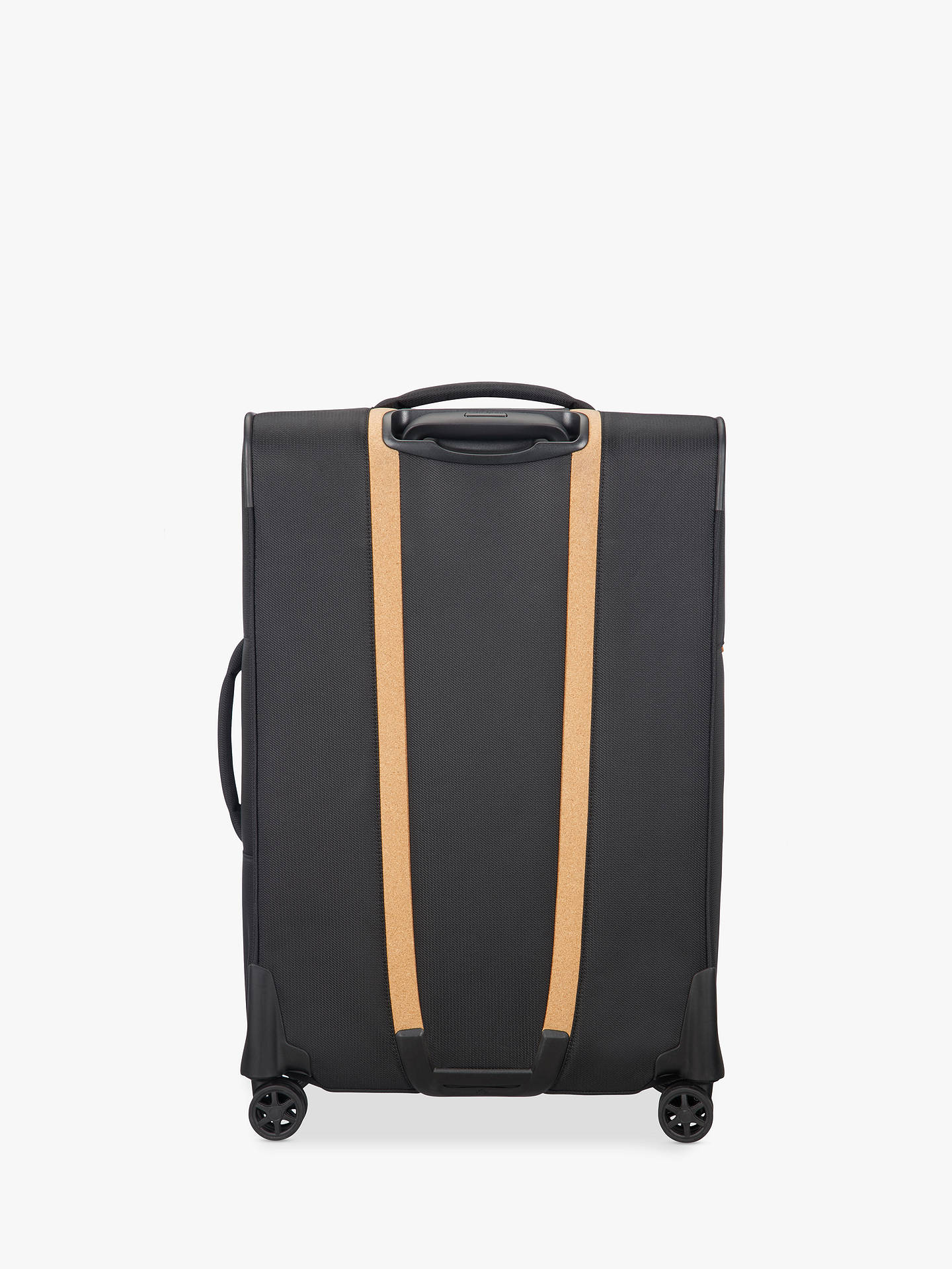 BuySamsonite Spark SNG ECO 4-Wheel 67cm Medium Case, Black Online at johnlewis.com