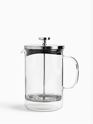 House by John Lewis 12 Cup Cafetiere, 1.5L