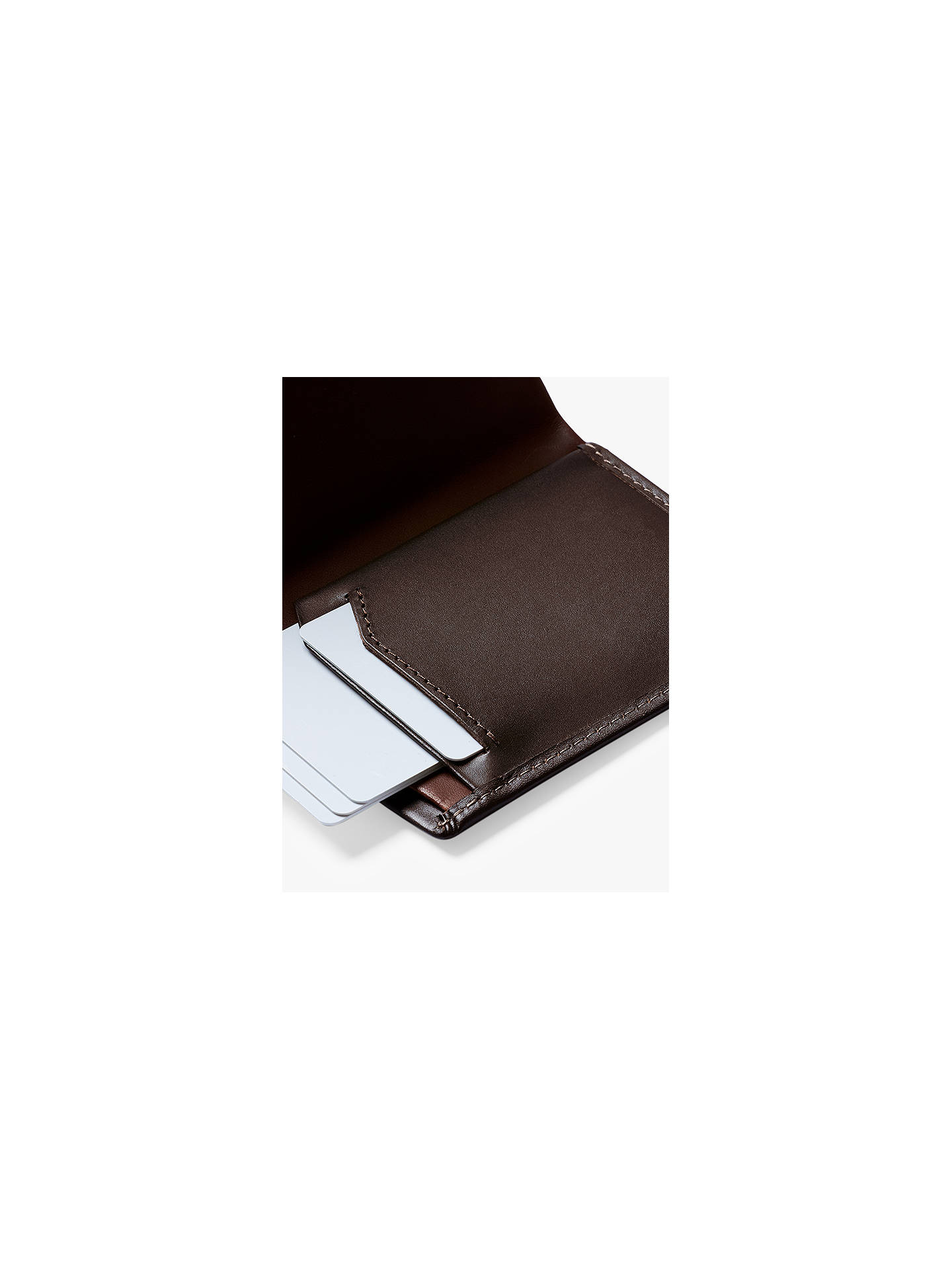 Buy Bellroy The Tall Leather Wallet, Java Online at johnlewis.com