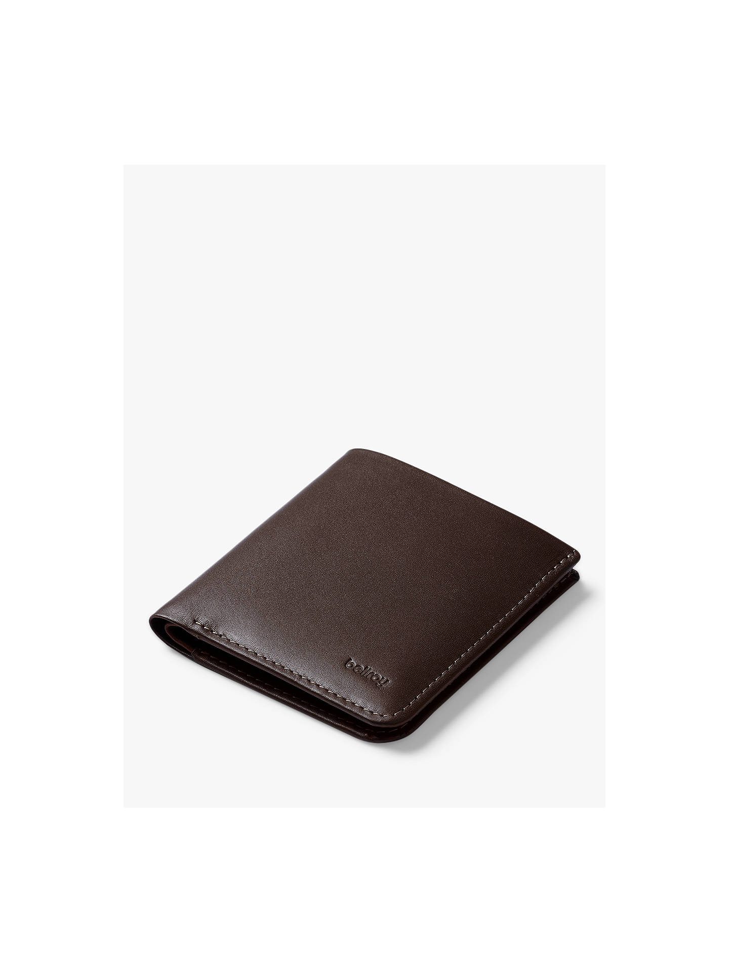BuyBellroy The Tall Leather Wallet, Java Online at johnlewis.com