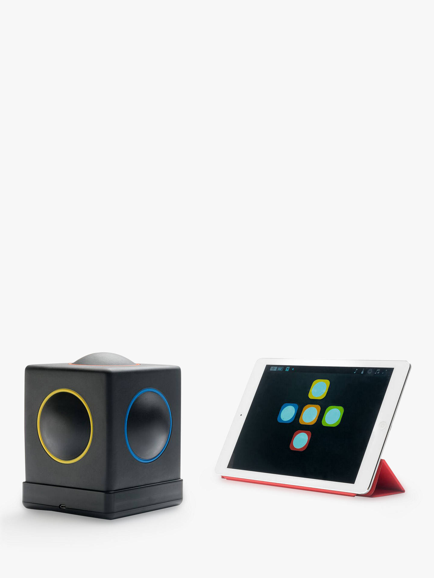 BuySkoog 2.0, Bluetooth Tactile Music Interface for Apple iPhone and iPad Online at johnlewis.com
