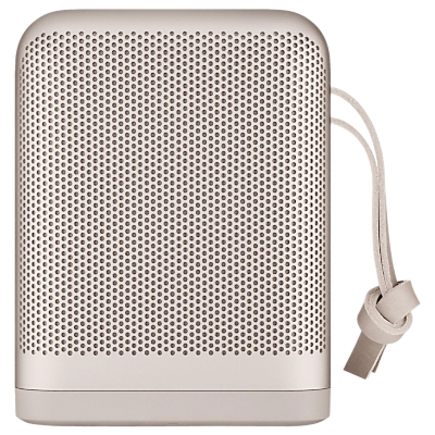 B&O PLAY by Bang & Olufsen Beoplay P6 Portable Splash-Resistant Bluetooth Speaker