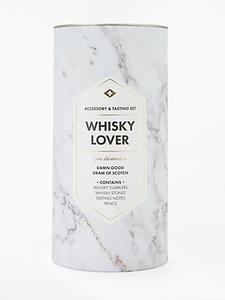 Men's Society Whiskey Lover Gift Set