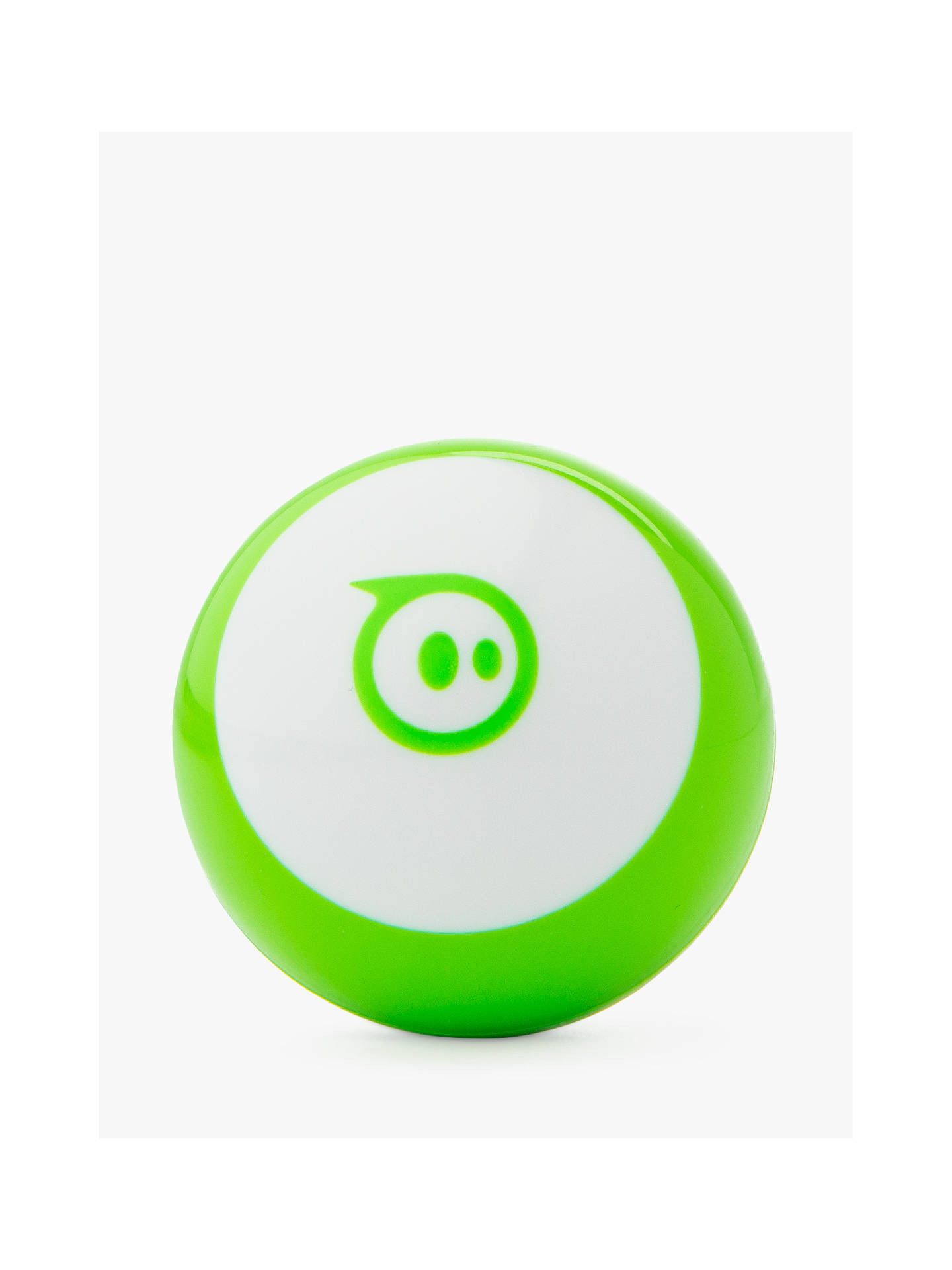 BuySphero Mini, App-Enabled Robot Ball, Green Online at johnlewis.com