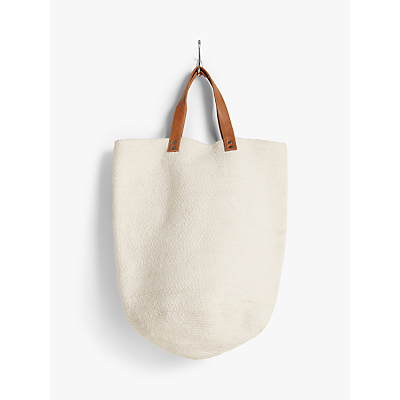 Croft Collection Cotton Storage Bag