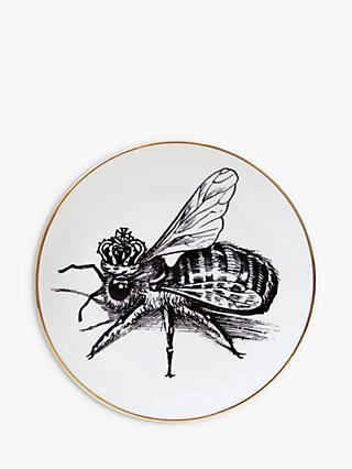 Rory Dobner Queen Bee Plate, Dia.16cm