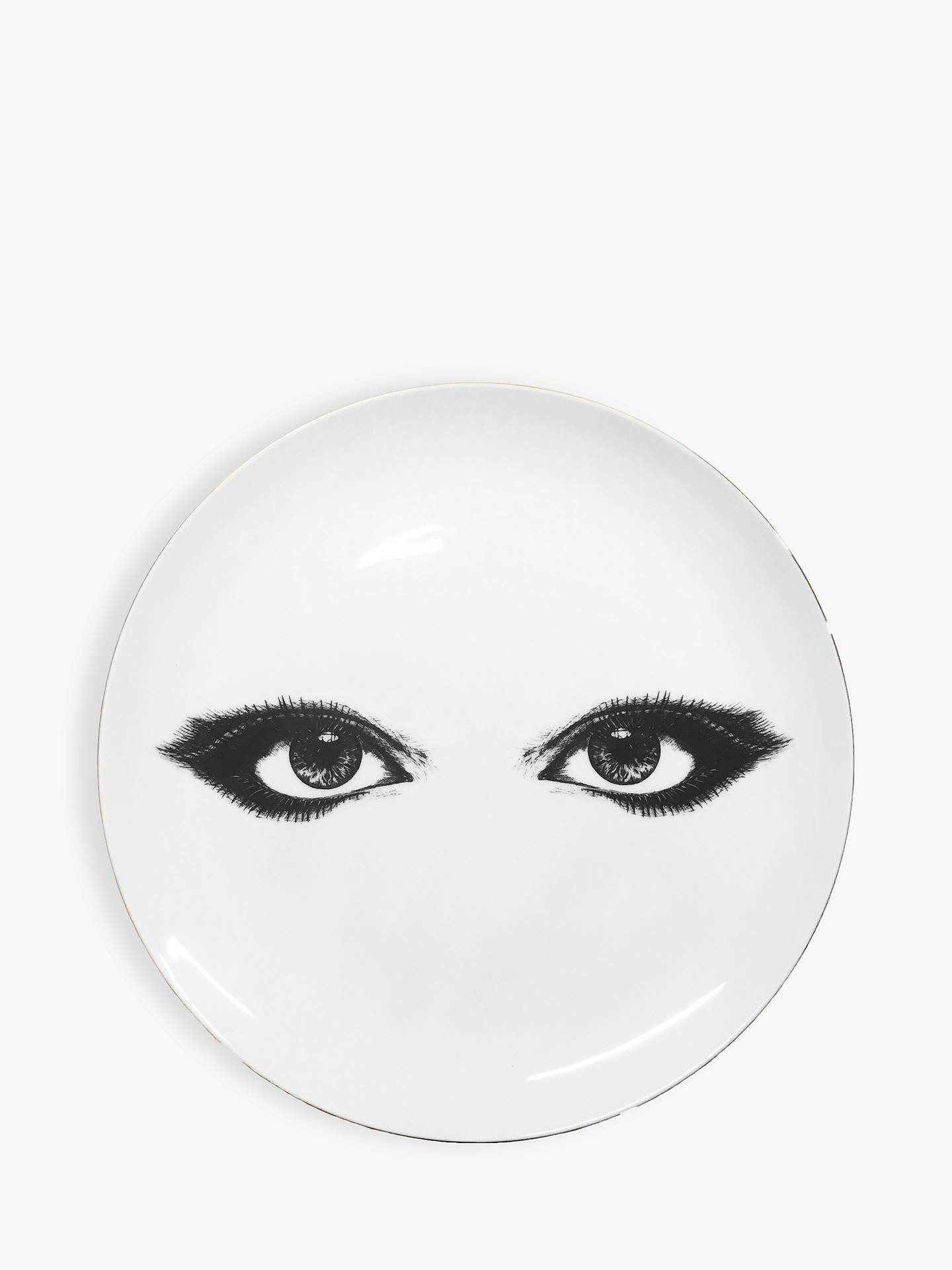 BuyRory Dobner Looking At You Plate, Dia.27.5cm Online at johnlewis.com