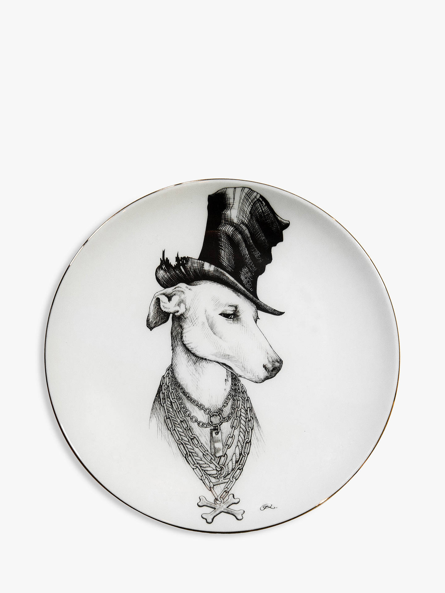 BuyRory Dobner The Don Plate, Dia.27.5cm Online at johnlewis.com