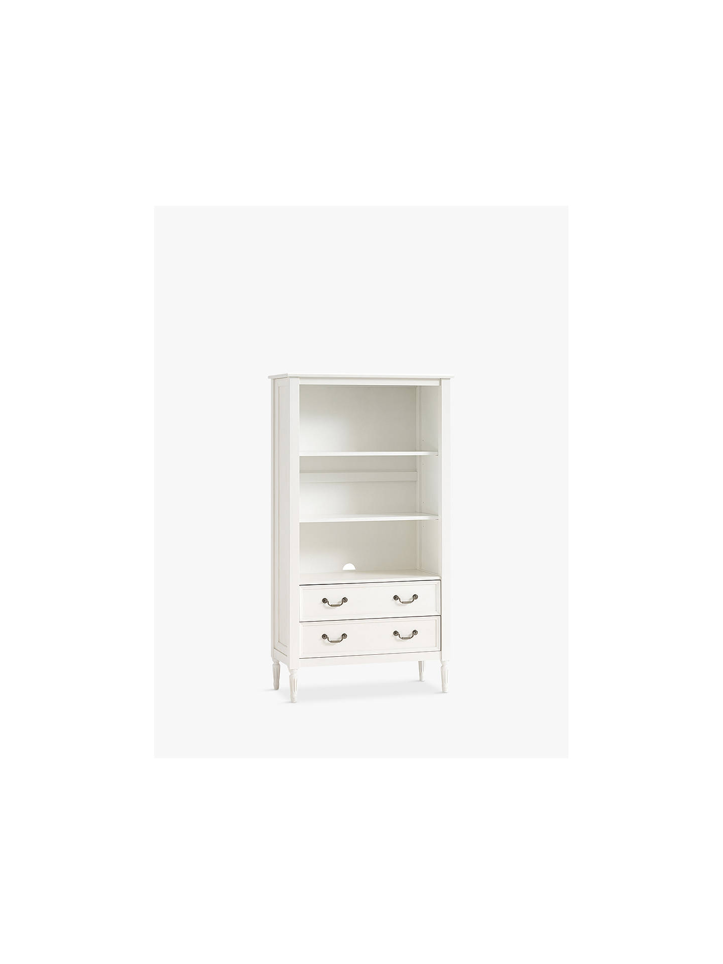 newest 18347 576c6 Pottery Barn Kids Blythe Bookcase, Vintage White