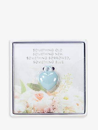 Talking Tables Wedding Day Heart Charm