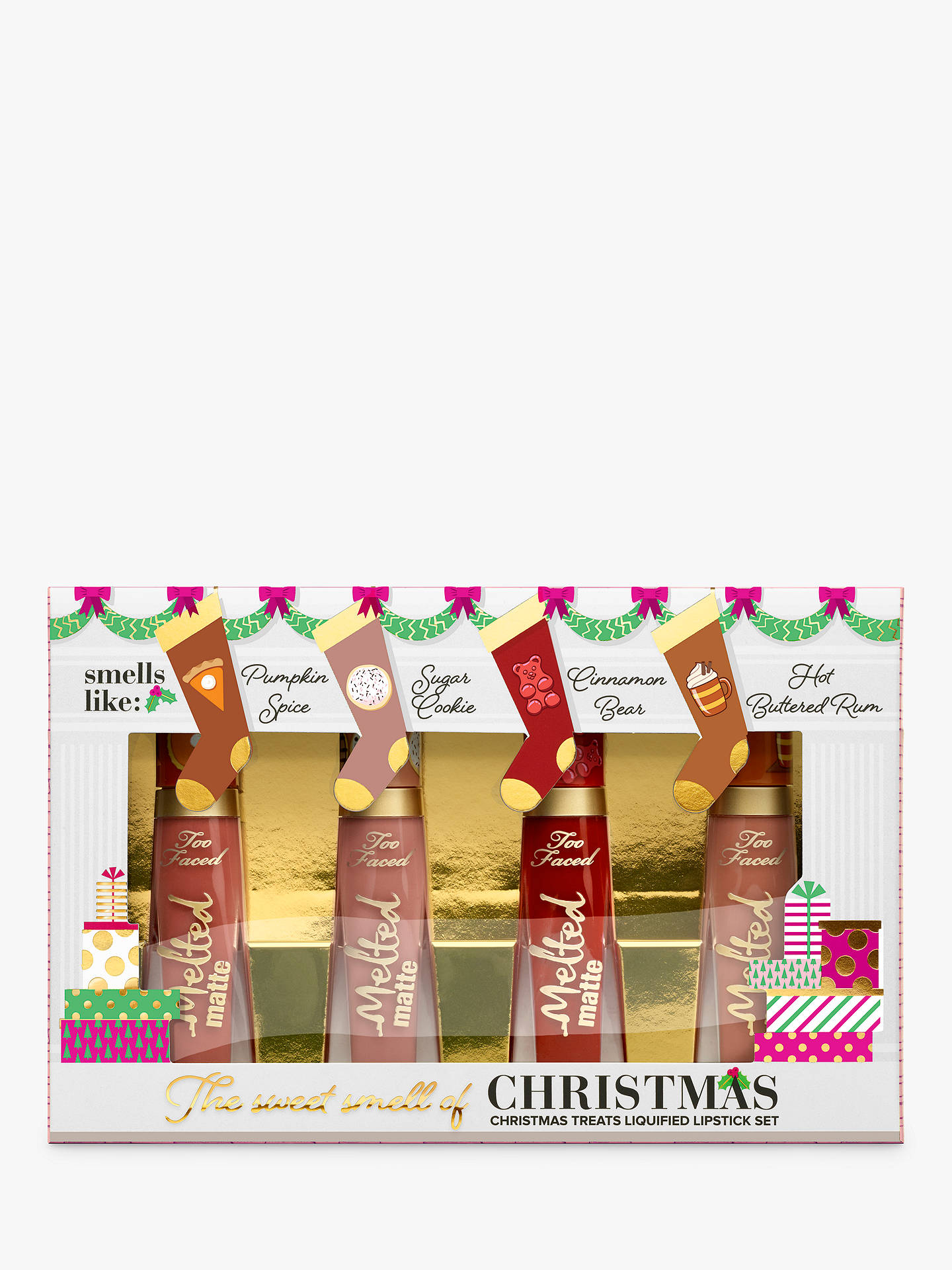 BuyToo Faced Sweet Smell of Christmas Online at johnlewis.com