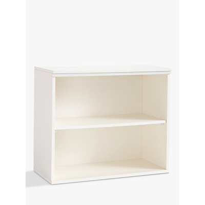 Pottery Barn Kids Cameron Bookcase Cubby, White