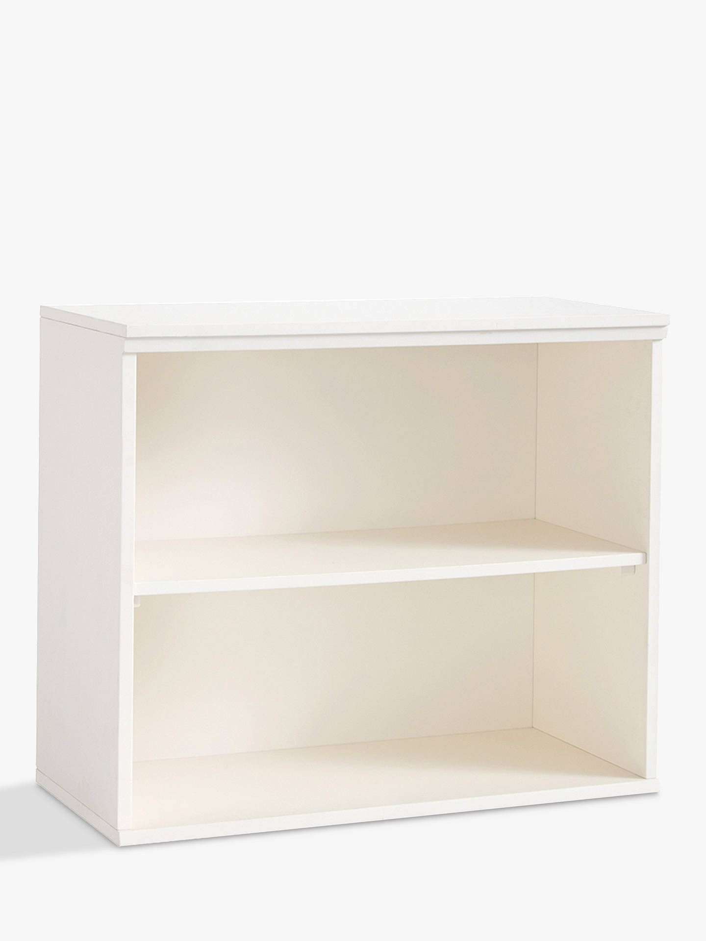 Pottery Barn Kids Cameron Bookcase Cubby White