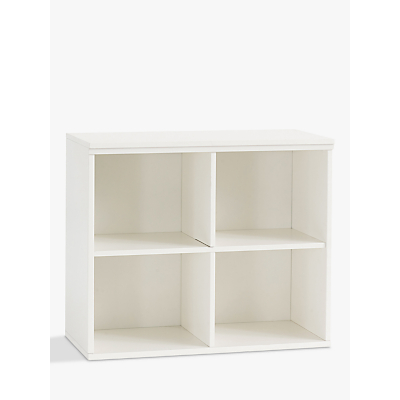 Pottery Barn Kids Cameron Cubby, White