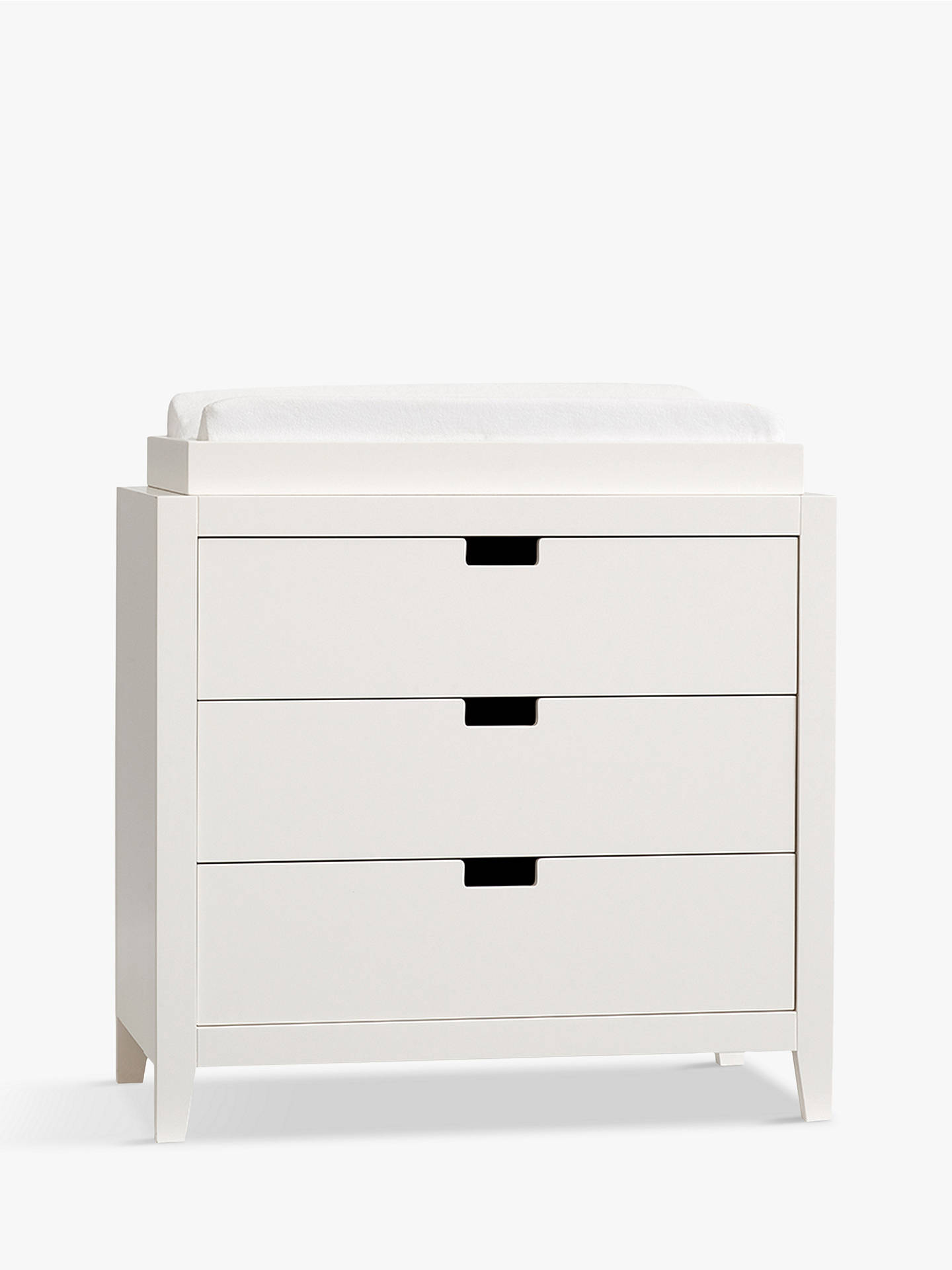 Buy Pottery Barn Kids Marlow Dresser, White Online at johnlewis.com