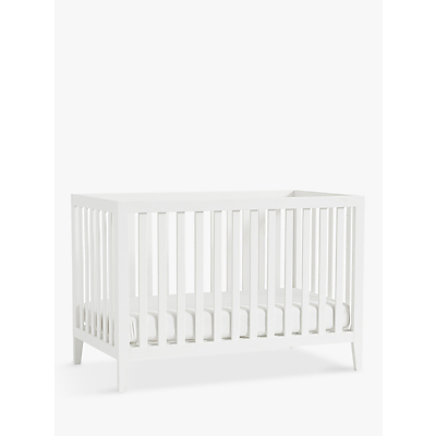 Pottery Barn Kids Marlow Cotbed, White