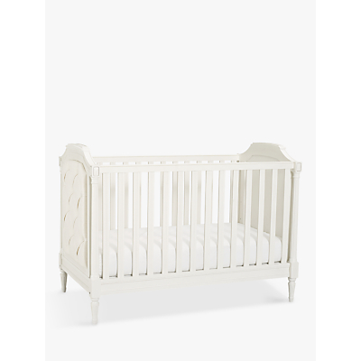 Pottery Barn Kids Blythe Convertible Cotbed, French White
