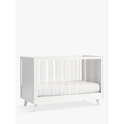 Pottery Barn Kids Sloan Cotbed, Simply White