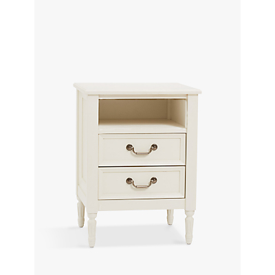 Pottery Barn Kids Blythe Nightstand, White