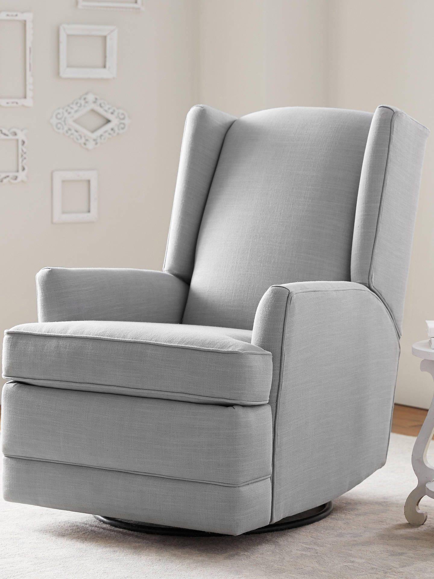 Cool Pottery Barn Kids Modern Wingback Reclining Nursing Chair Ash Lamtechconsult Wood Chair Design Ideas Lamtechconsultcom