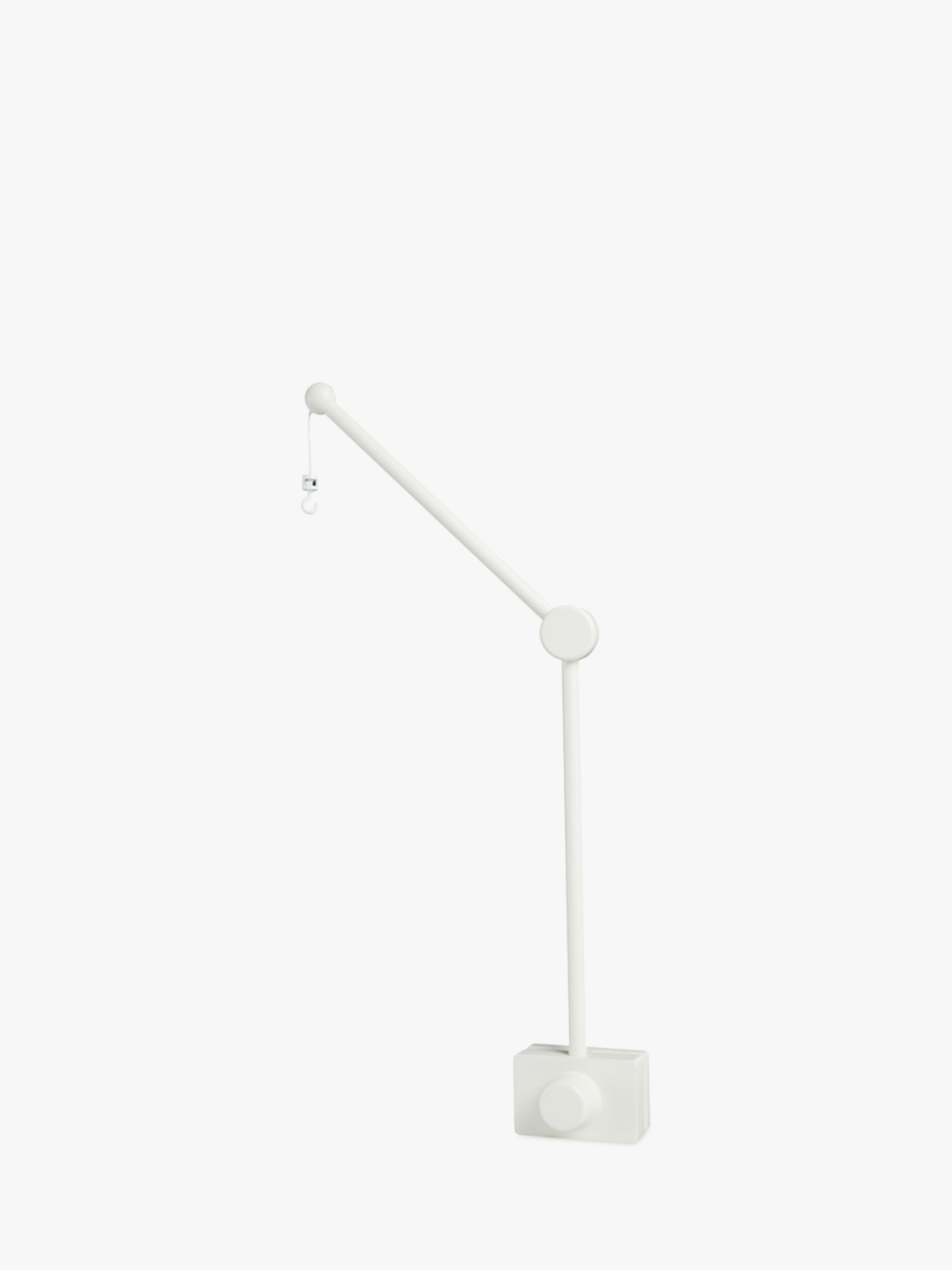 Pottery Barn Kids Wooden Cot Mobile Arm, Ivory