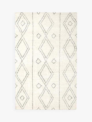 Buy Pottery Barn Kids Delany Rug, Grey Online at johnlewis.com