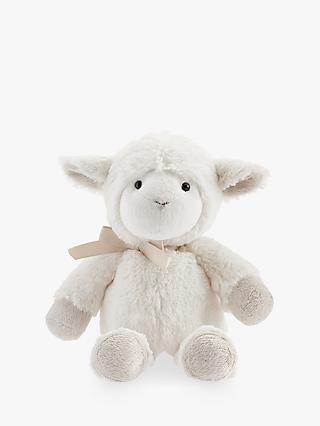 Pottery Barn Kids Plush Lamb Soft Toy, Small
