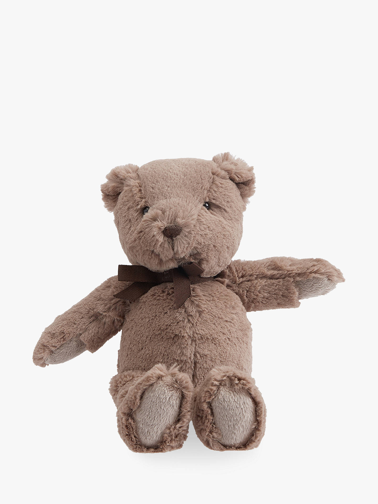 BuyPottery Barn Kids Plush Teddy Bear Soft Toy, Small Online at johnlewis.com