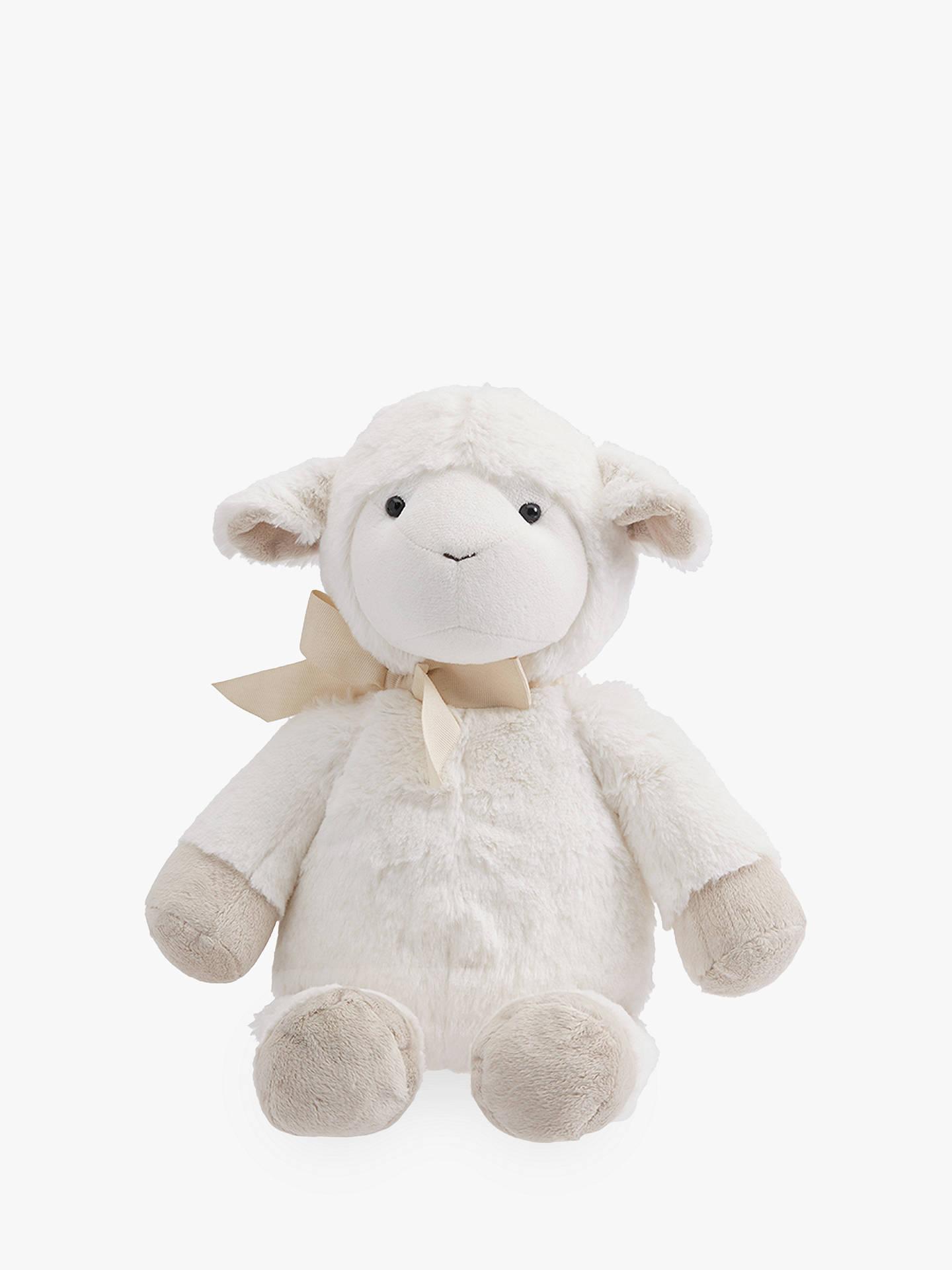 Pottery Barn Kids Plush Lamb Soft Toy Medium At John