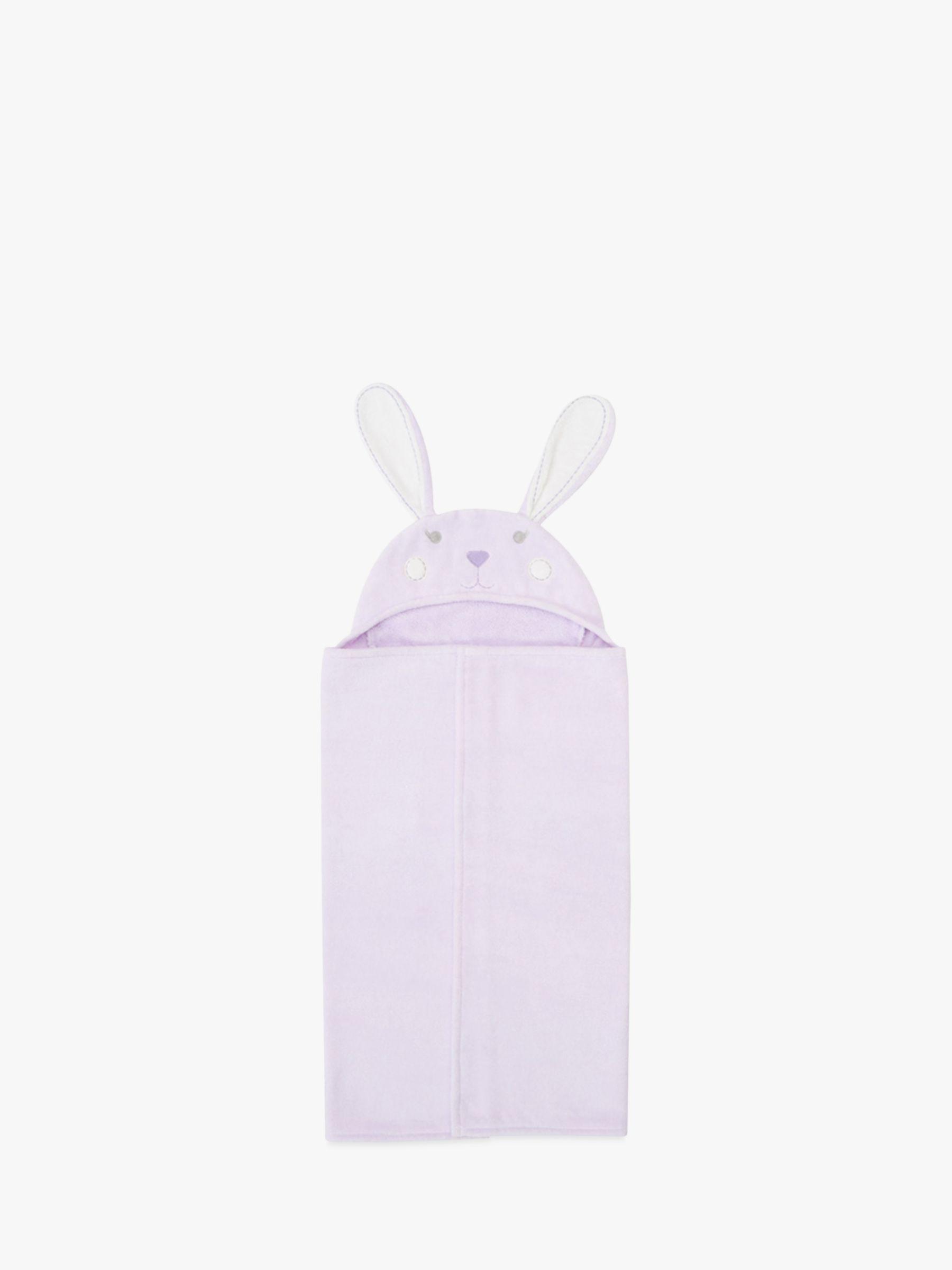 Pottery Barn Kids Bunny Critter Hooded Bath Towel