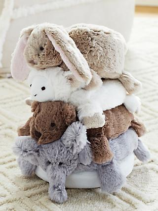 Pottery Barn Kids Animal Plush Stacker