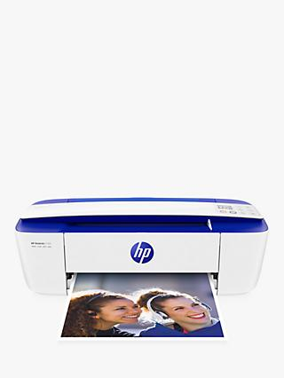 HP Deskjet 3760 All-in-One Wireless Printer, HP Instant Ink Compatible, Blue/White