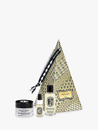 Diptyque Surprise Pocket Body and Face Care Gift Set