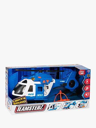 Halsall Teamsterz Light and Sound Helicopter