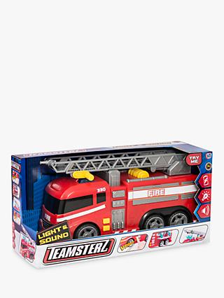 Halsall Teamsterz Light and Sound Fire Engine