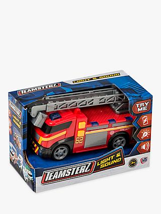 Halsall Teamsterz Light and Sound Fire Engine, Small