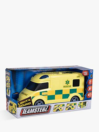Halsall Teamsterz Light and Sound Ambulance
