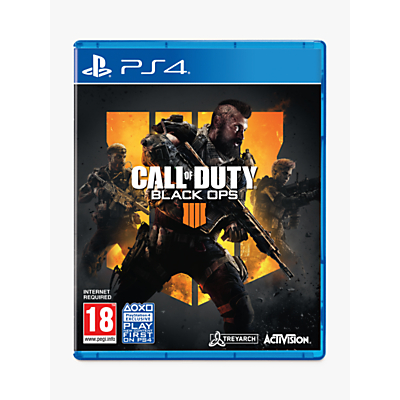 Image of Call of Duty: Black Ops 4, PS4
