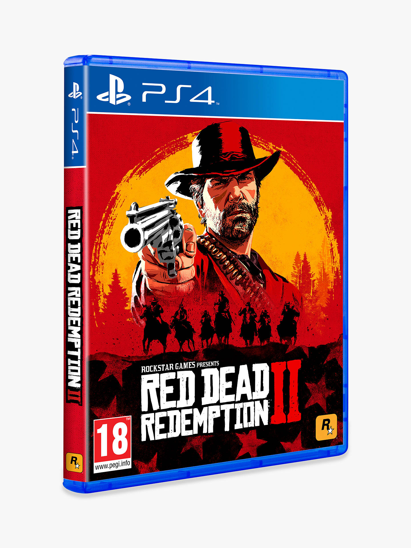 Buy Red Dead Redemption 2, PS4 Online at johnlewis.com