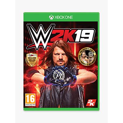 Image of WWE 2K19, Xbox One