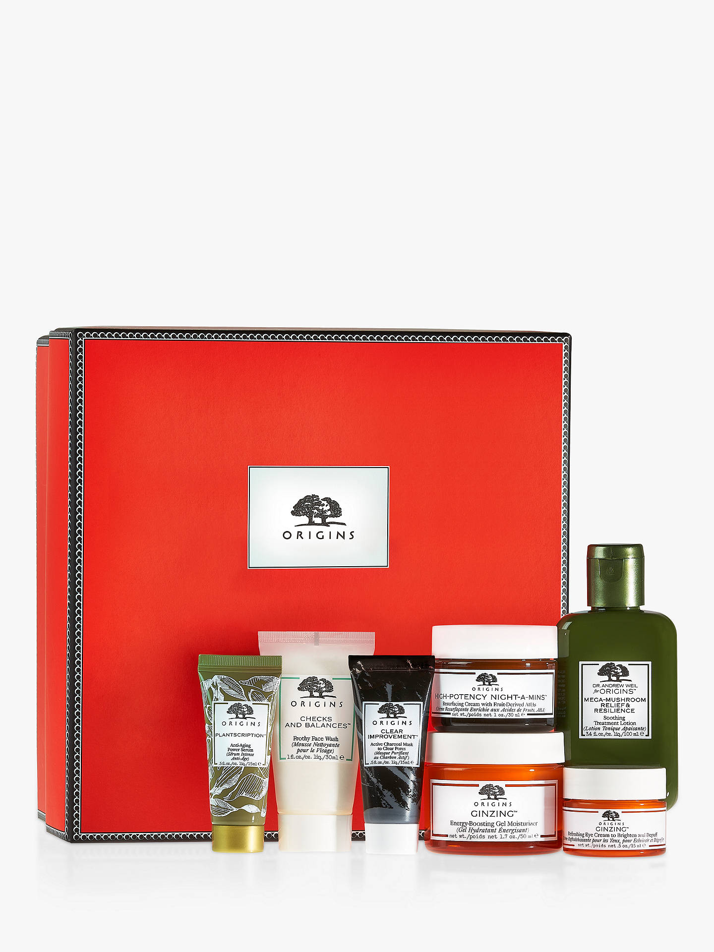 origins skin care set