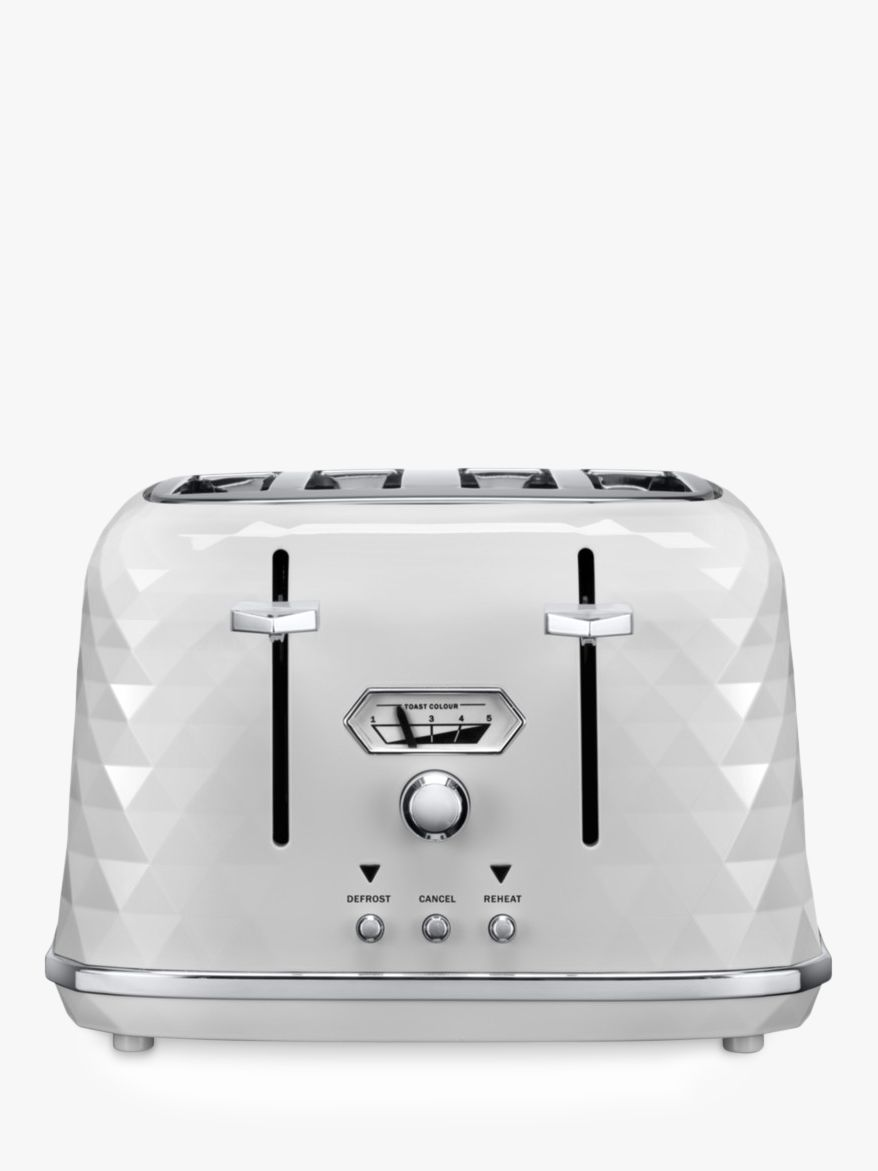 Delonghi De'Longhi Simbolo 4-Slice Toaster