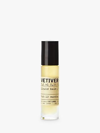 Le Labo Vetiver 46 Liquid Balm Rollerball, 7.5ml